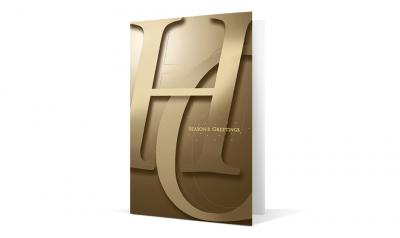 hinshaw culbertson corporate holiday greeting card thumbnail