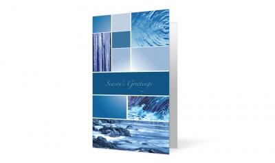 Greeley Hansen corporate holiday greeting card thumbnail