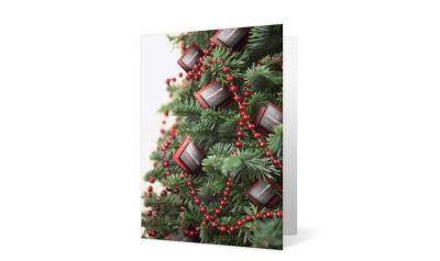 broadcom corporate holiday greeting card thumbnail