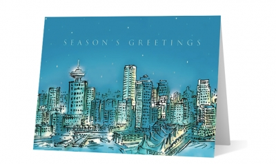 paterson jamieson corporate holiday greeting card thumbnail