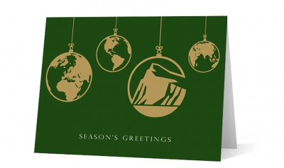 prudential corporate holiday greeting card thumbnail