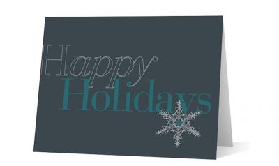 hudson corporate holiday greeting card thumbnail