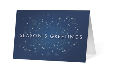 Holthouse - universal wishes corporate holiday greeting card thumbnail