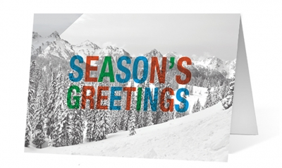 foster pepper corporate holiday greeting card thumbnail