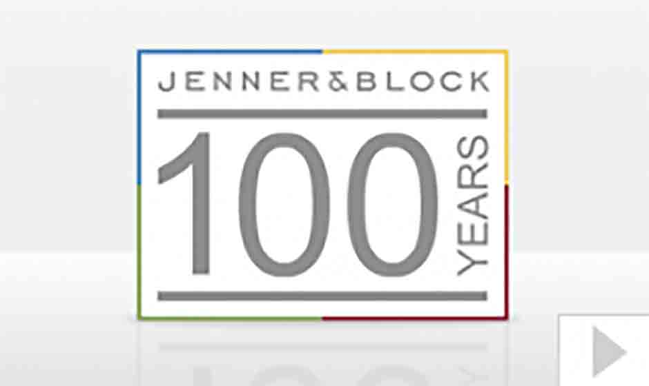 Jenner Block corporate holiday ecard thumbnail