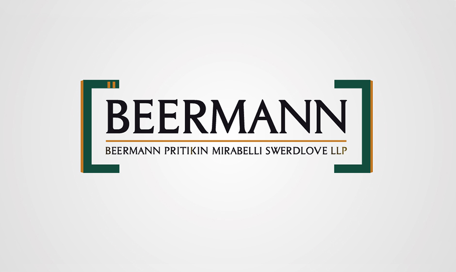 Beerman logo animation corporate holiday ecard thumbnail