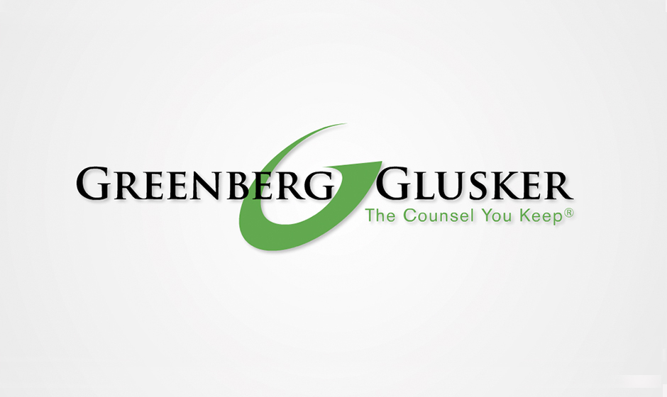 Greenberg Glusker logo animation corporate holiday ecard thumbnail
