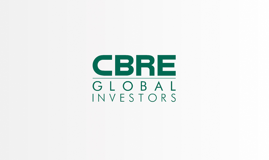 CBRE Global Investors logo animation corporate holiday ecard thumbnail