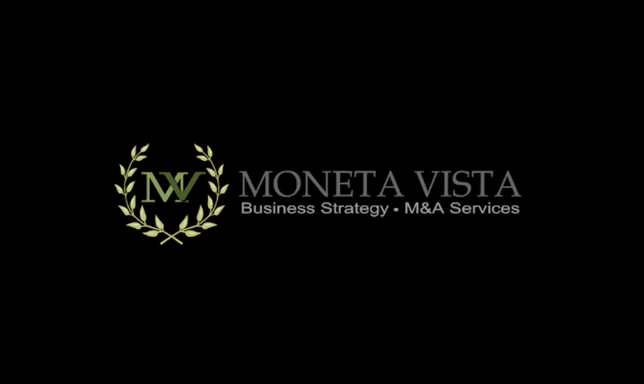 Moneta Vista logo animation corporate holiday ecard thumbnail