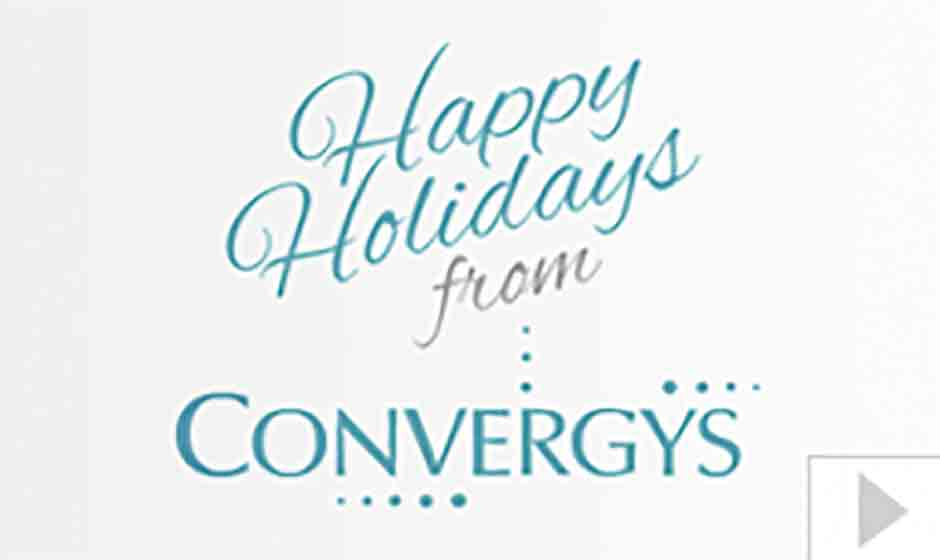 2014 Convergys corporate holiday ecard thumbnail