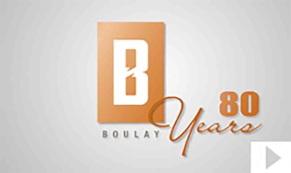 2014 Boulay Group corporate holiday ecard thumbnail