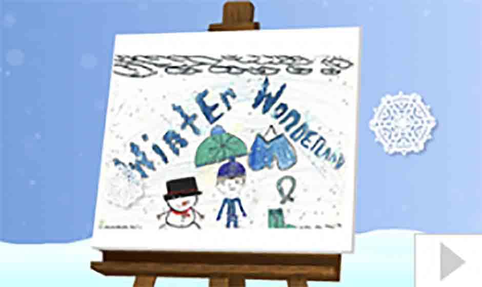 2014 Smith Mazure corporate holiday ecard thumbnail