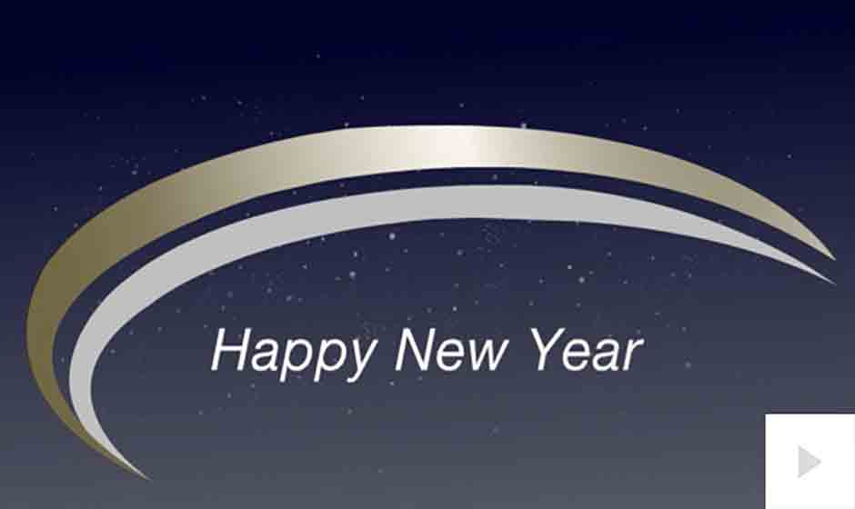 Jaburg Wilk new year corporate holiday ecard thumbnail