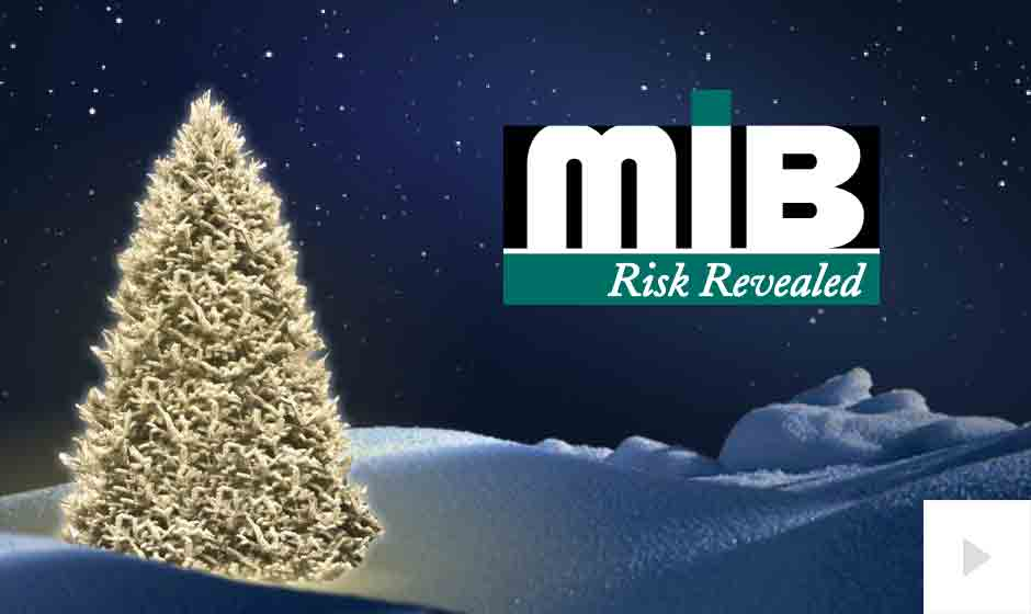 MIB corporate holiday ecard thumbnail