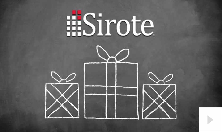 Sirote corporate holiday ecard thumbnail
