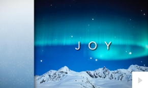 Joy Holiday Moment e-card Thumbnail