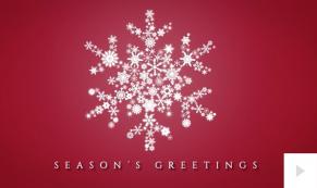 2016 STV - custom corporate holiday ecard thumbnail