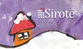 2016 Sirote - custom corporate holiday ecard thumbnail