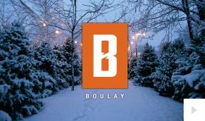 2016 Boulay Group - custom corporate holiday ecard thumbnail