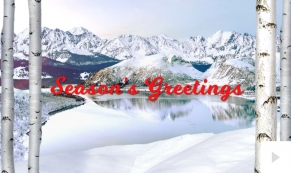 grandeur greetings holiday e-card thumbnail