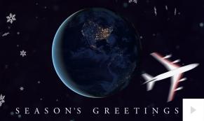 World Christmas Greetings Christmas e-card
