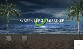 Greenberg Glusker Holiday e-card thumbnail