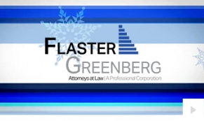 Flaster Greenberg Attorneys at Law e-card thumbnail