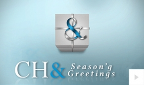 ch& Holiday Season's Greetings e-card thumbnail