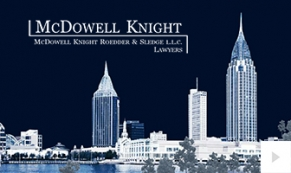 McDowell Knight Company Holiday e-card thumbnail