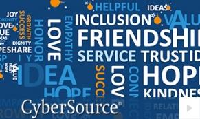 Cybersource Company Holiday e-card thumbnail