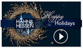vivid greeting envelope custom holiday thumbnail hahn & hessen