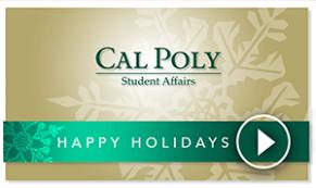 vivid greeting envelope custom holiday thumbnail cal poly