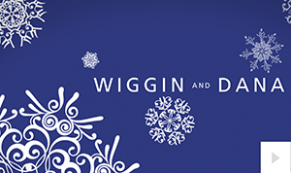 2017 Wiggin Dana - custom corporate holiday ecard thumbnail