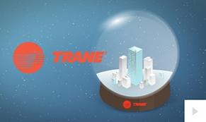 2017 Trane - custom corporate holiday ecard thumbnail