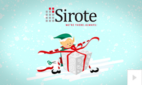 2017 Sirote - custom corporate holiday ecard thumbnail