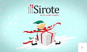 2017 Sirote - custom corporate holiday ecard thumbnail