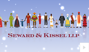 2017 Seward Kissel - Custom corporate holiday ecard thumbnail