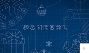 2017 Pandrol - Holiday Blueprint corporate holiday ecard thumbnail