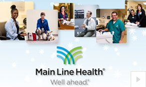2017 Main Line Health - custom corporate holiday ecard thumbnail
