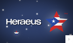 2017 Heraeus - custom corporate holiday ecard thumbnail