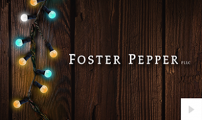 2017 Foster pepper - custom corporate holiday ecard thumbnail