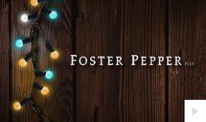 2017 Foster pepper - custom corporate holiday ecard thumbnail