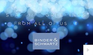Binder Schwartz 2017
