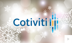 2017 Cotiviti - snowflake light corporate holiday ecard thumbnail