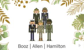 2017 Booz Allen 4 - custom corporate holiday ecard thumbnail