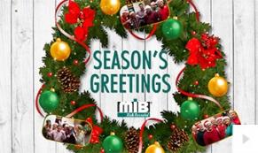 2017 MIB - custom corporate holiday ecard thumbnail