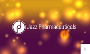 2017 Jazz Pharmaceuticals - warm wishes corporate holiday ecard thumbnail