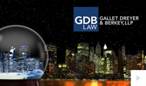 2017 GDB - City Snow globe corporate holiday ecard thumbnail