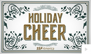 SSP America 2017 corporate holiday ecard thumbnail