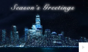 diamond dust corporate holiday ecard thumbnail